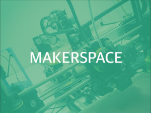 Featuring 3D printers, laser cutters and computers to support coding, robotics, product design & more.