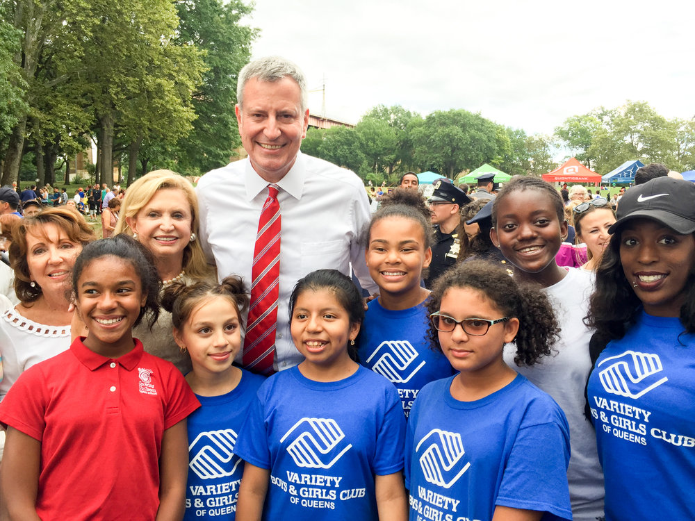 Variety Boys and Girls Club Queens