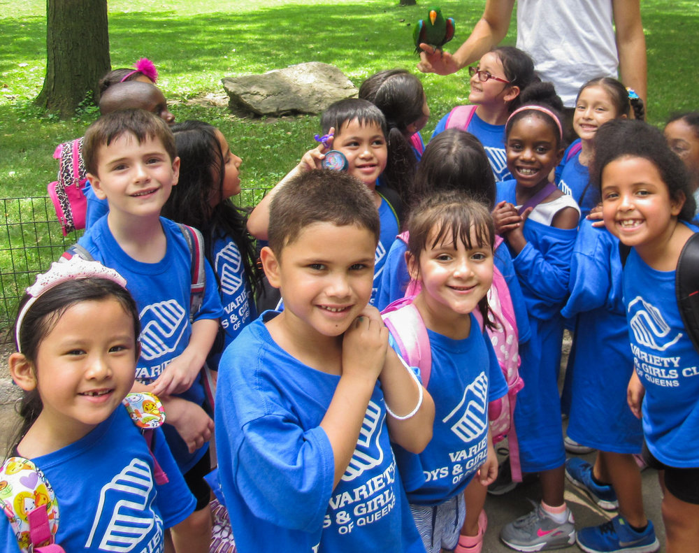Boys and Girls Club Summer Camp NYC