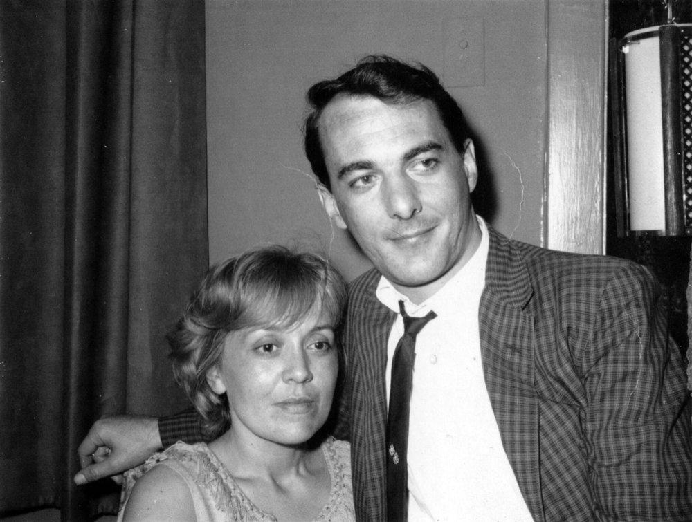 Lois Wahl Cooper and Bob Cooper