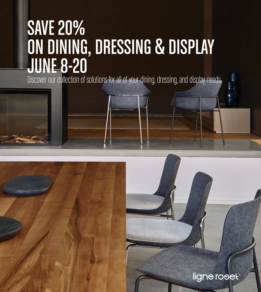 Good Ligne Roset Dining, Dressing U0026 Display Promotion U2014 Projects Contemporary  Furniture
