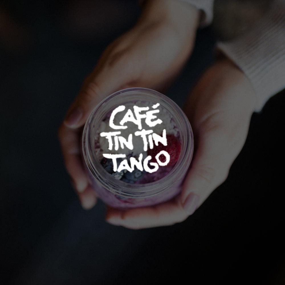 Cafe Tin Tin Tango