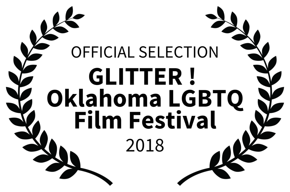 OFFICIAL SELECTION - GLITTER   Oklahoma LGBTQ Film Festival - 2018.png