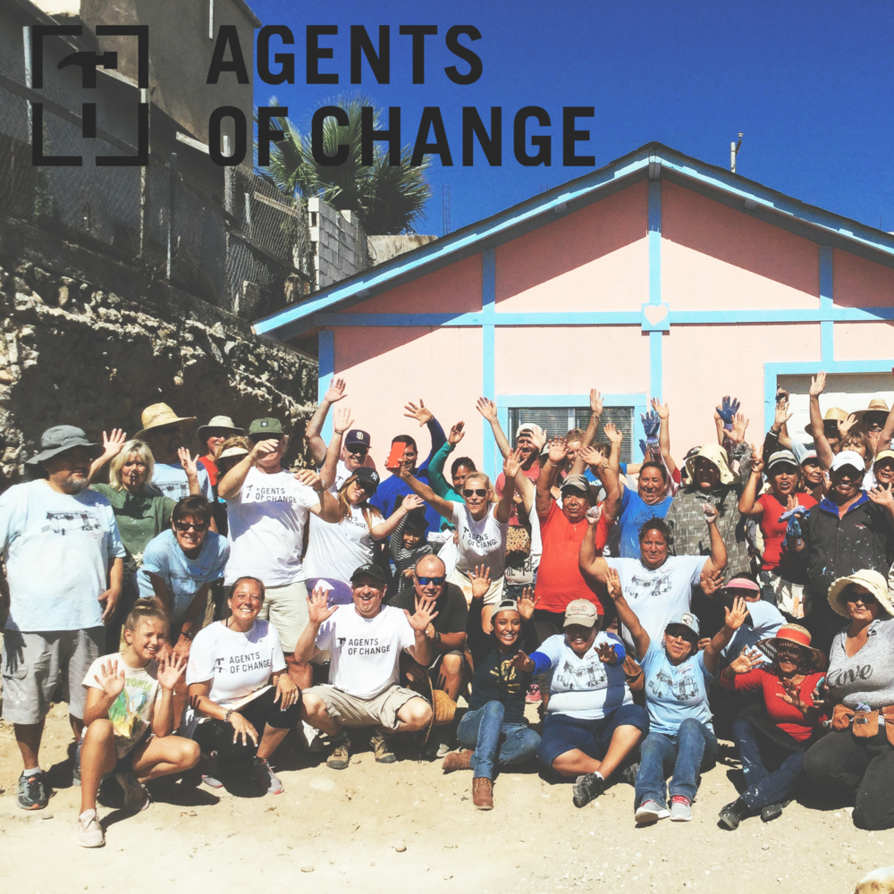 AGENTS OF CHANGE DONATION