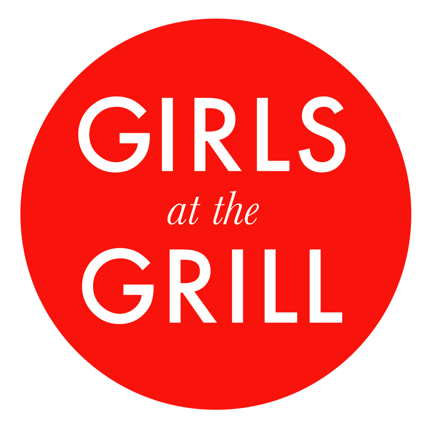 Girls at the Grill