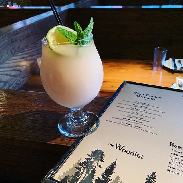 Have you heard the news? We're back 😏 🎉 🍹 . . . #wereback #party #ig #celebration #instagood #instafood #yummers #omnomnom #drinks #nycdrinks #nycbar #nyc #thewoodlot