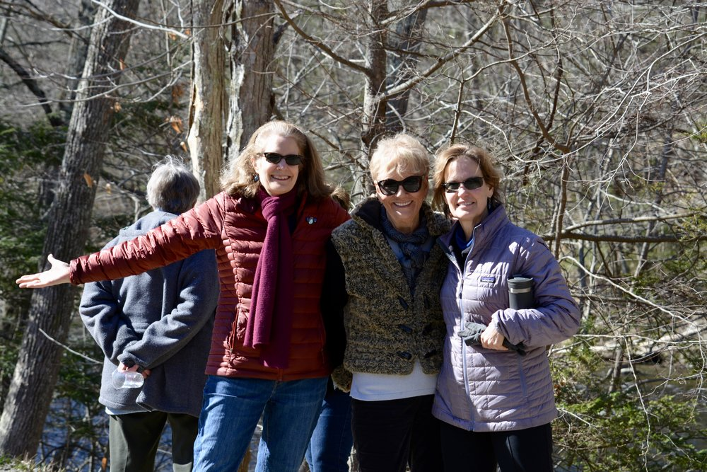 WEC Directors Terri Tibbatts, Karen Silk & Anne Kimball