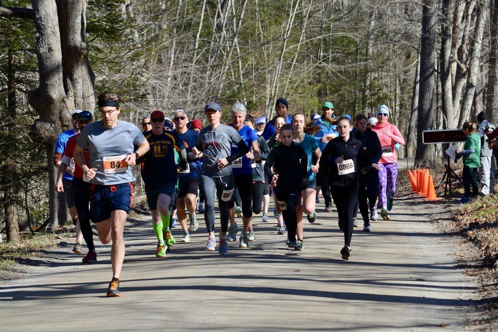 Earth Day 5K Road Race
