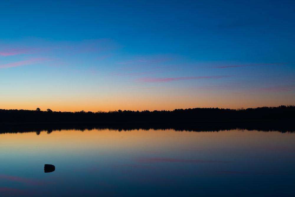 Unity Pond - Unity, Maine