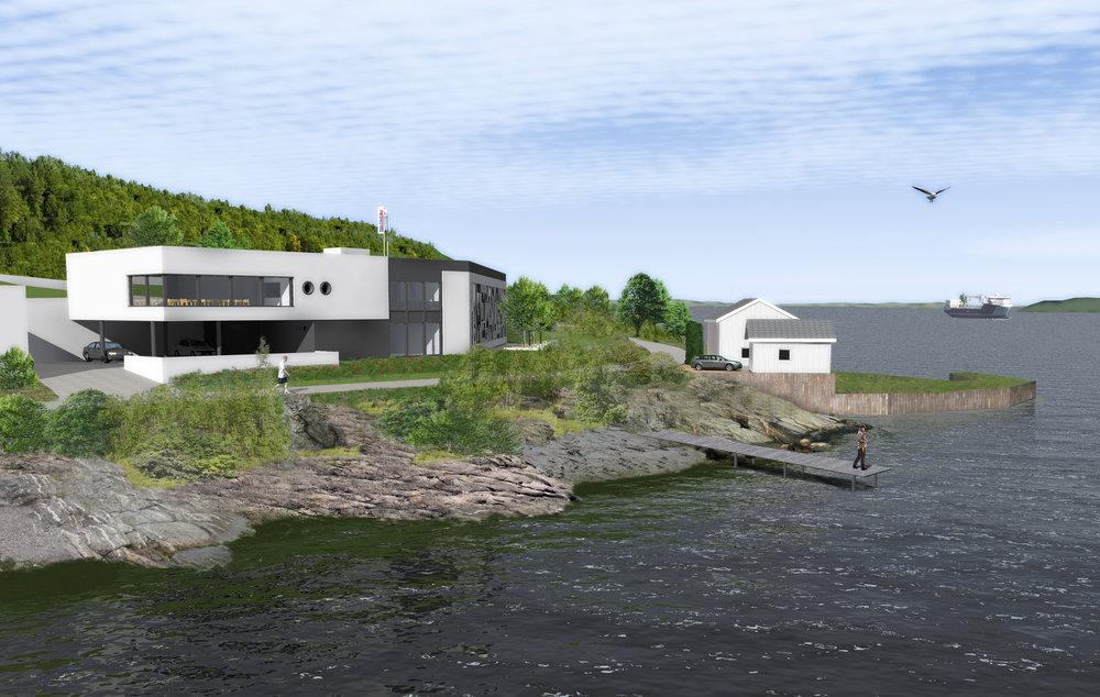 - Oppdragsiver: NorgipsRolle: Ansvarlig Arkitekt