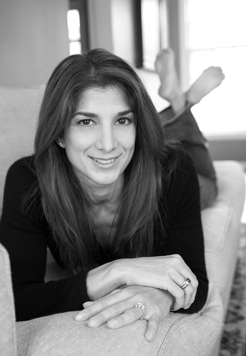 Lisa Furey, interior designer.