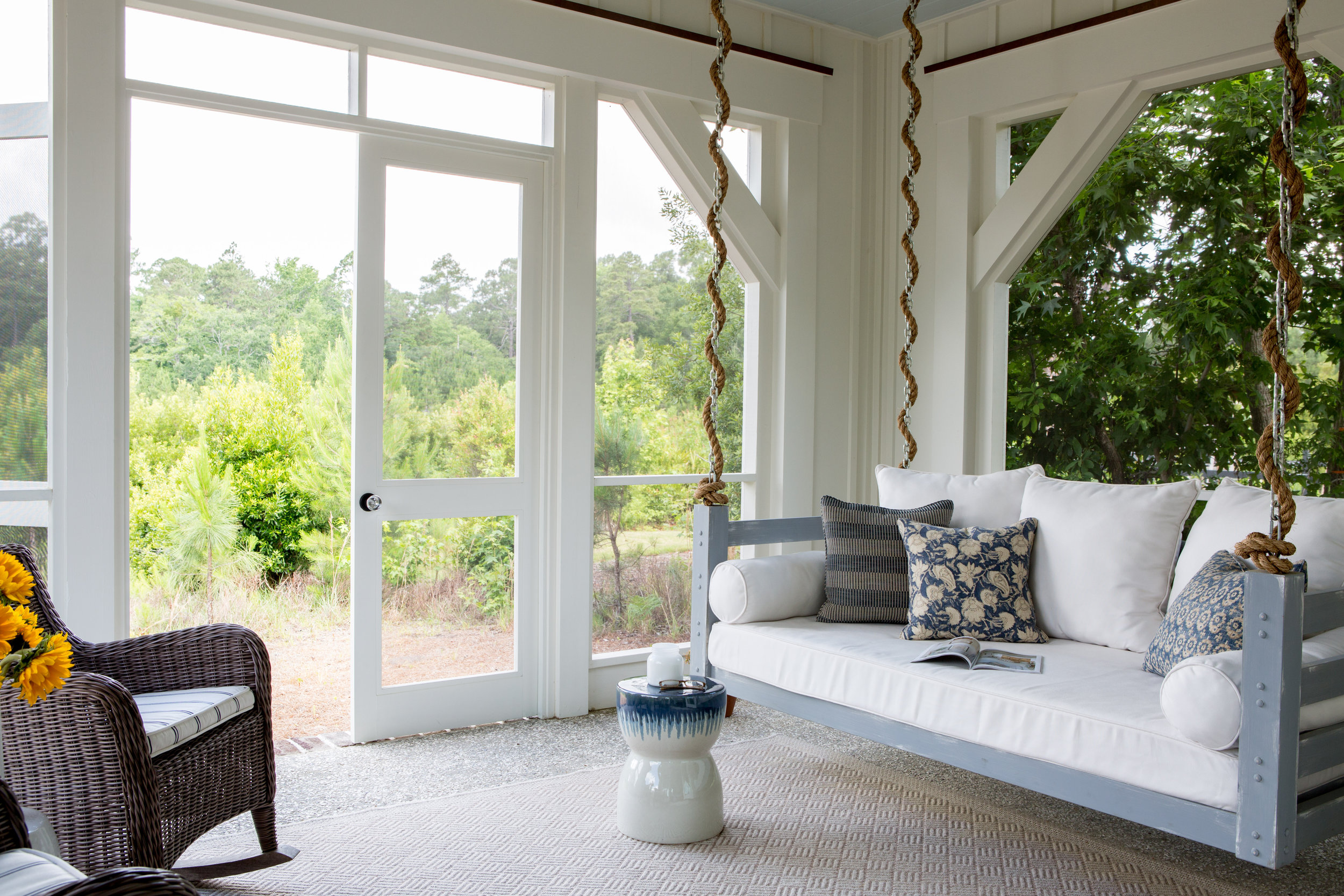 Coastal Cottage Interior Design Inspiration - Part 1 {Get the Look!}