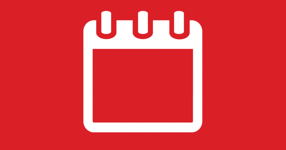 CFC Leaders calendar -