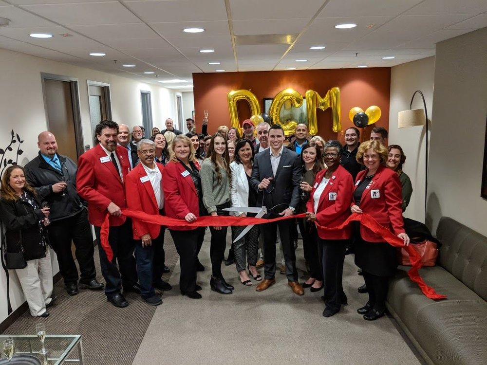 Our team supporting Desert Canyon Mortgage Co. LLC   as they opened their newest branch in Vancouver, WA