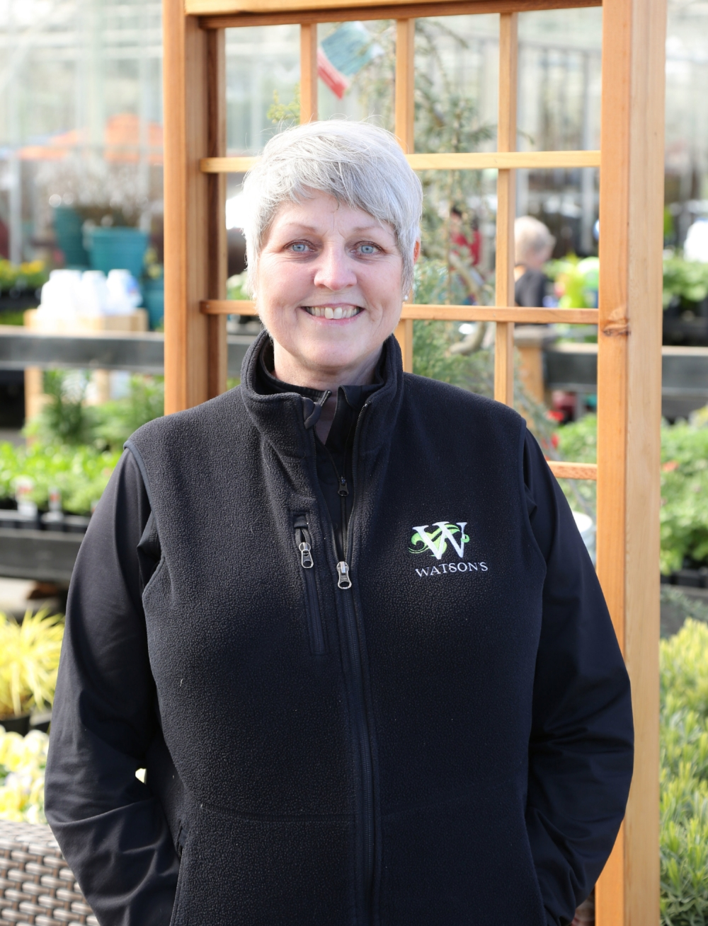 Jacky Fausset - Landscape Designer, Certified Vocational Horticulture Educator and Garden Coach, has over 25 years of landscape design, plant knowledge, and personal gardening experience. Jacky has been awarded medals at the Northwest Flower and Garden Show, been interviewed by several national publications and served on downtown beautification and urban forestry committees in Washington and Oregon.