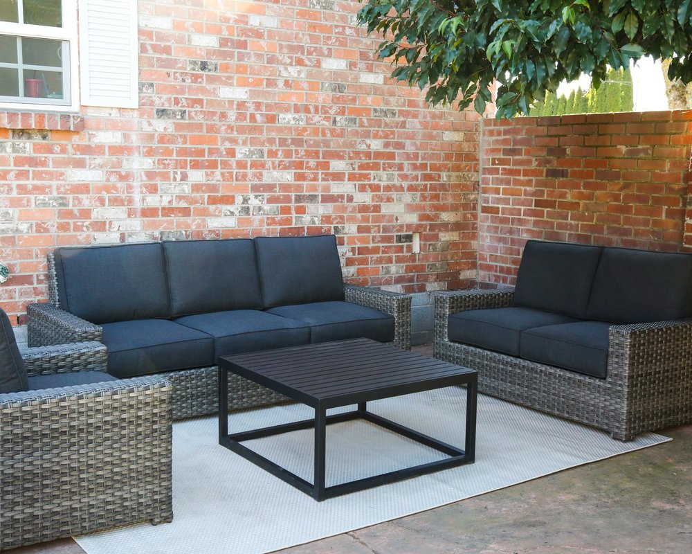make your outdoor spaces a destination with comfort and style that lastS -