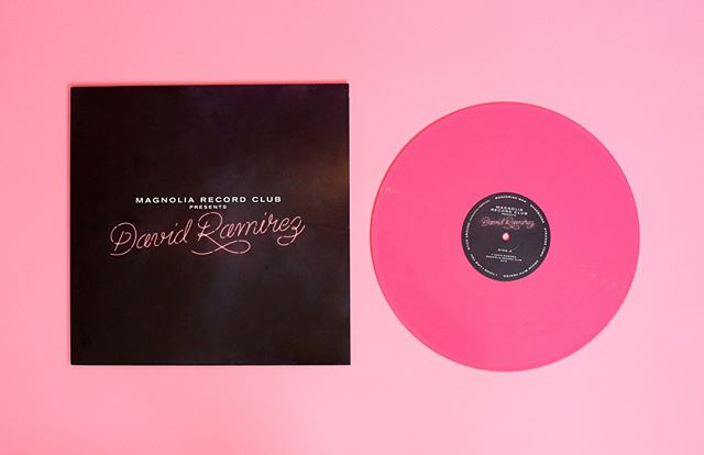 11 songs from @DavidRamirez never before pressed on vinyl... we wanted to make sure it was special, so we pressed it on PINK vinyl. Swipe to find the tracklist.  Want to hear it? Check the link in our bio.  Listen, love, and join the club 💕 because this record is only available to @magnoliarecordclub members. . . . . . . . . . . #magnoliarecordclub #pinkfeed #exclusive #vinyladdict #pinkvinyl #vinylrecords #vinylgram #vinylcollector #vinylcollectionpost #davidramirez #americana #drewholcomb #americanamusic #americanamusicassociation
