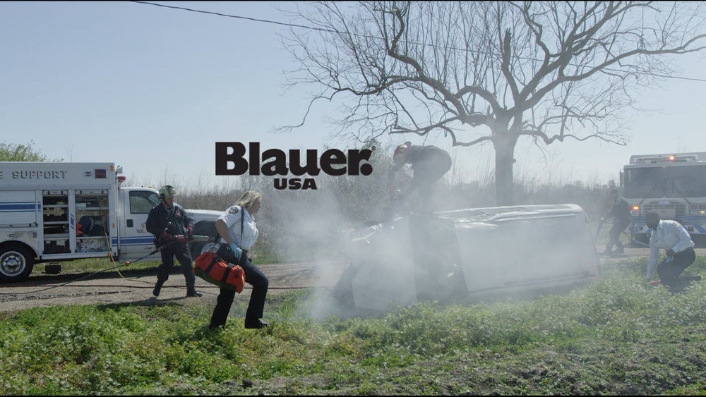 Blauer | The Crash and The Chase