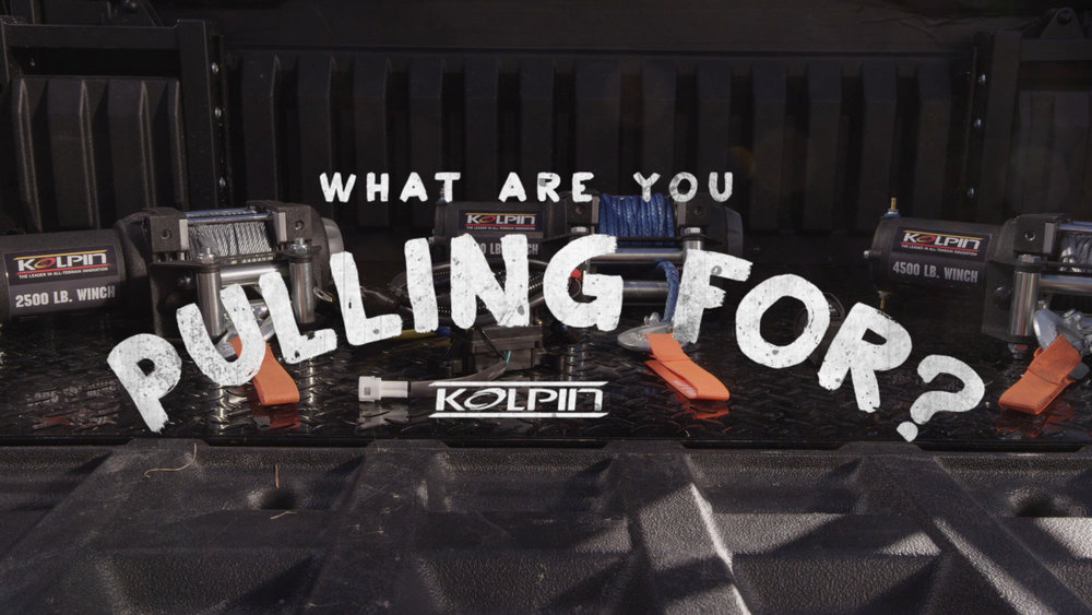 Kolpin | What Are You Pulling For?