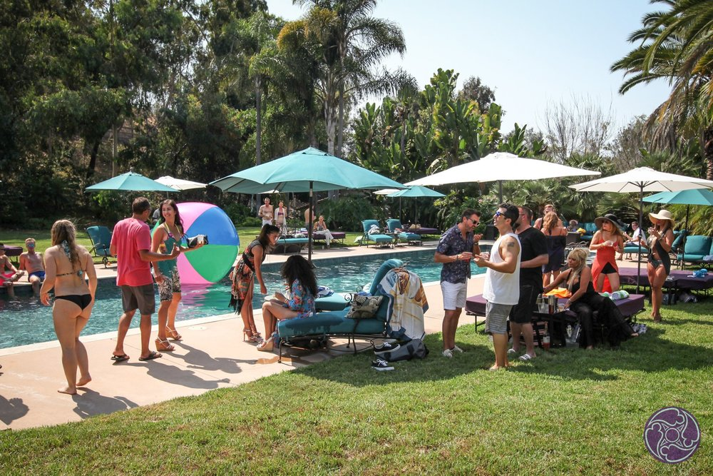 Karma International Pool Party by San Diego Creative Events-day-beds.jpg