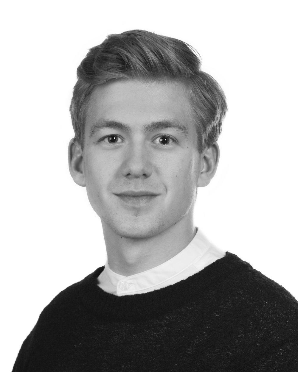 Tómas Viðar Sverrisson, læknanemi
