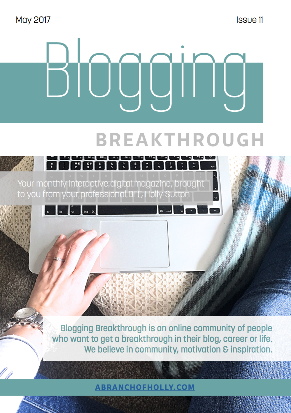 blogging breakthrough may 2017 issue 11