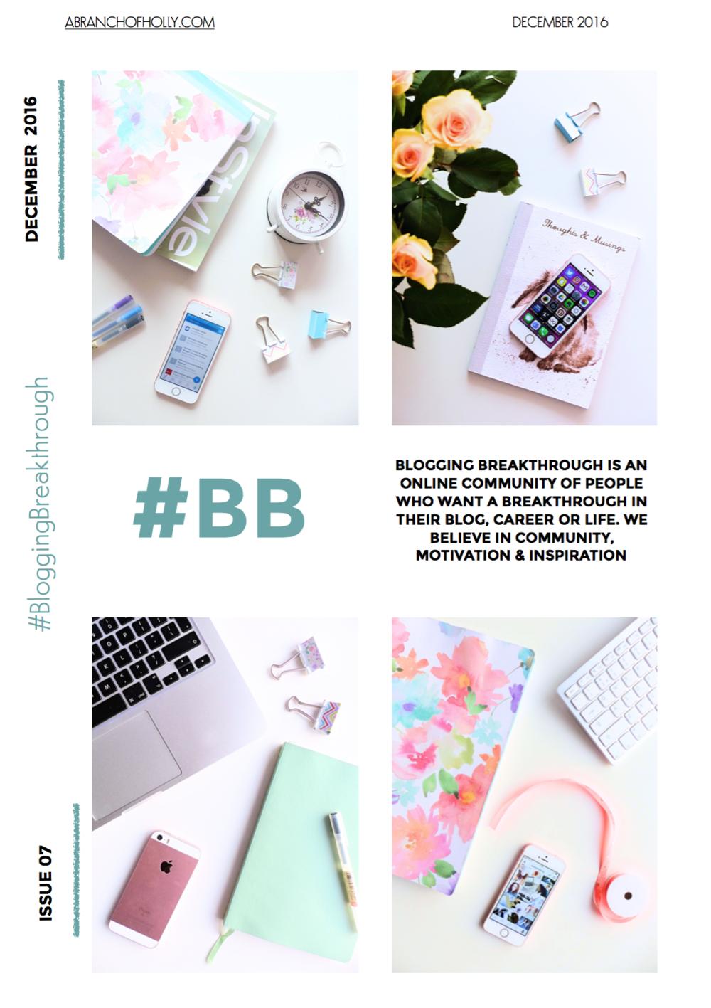 blogging breakthrough december 2016 issue 07