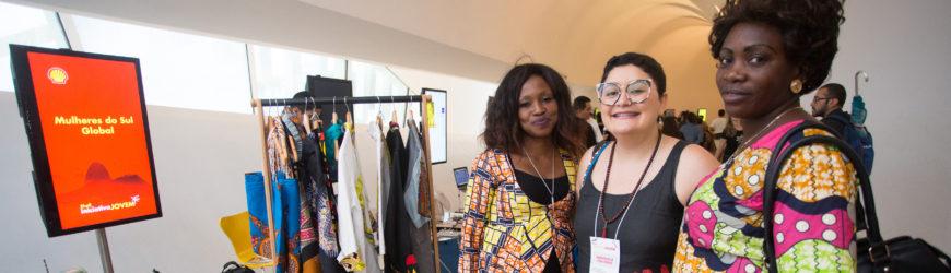 Startupi    Mulheres são destaque durante Feira de Negócios do Grupo Shell
