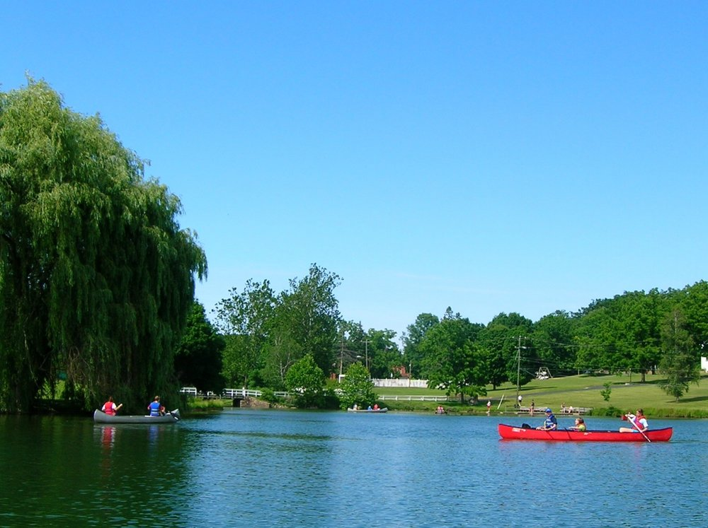 Canoes on lake.JPG
