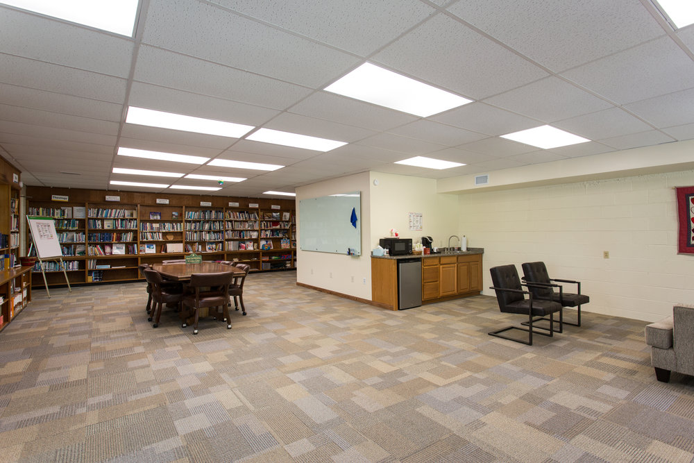 The Mary Lou McMillin Resource Center