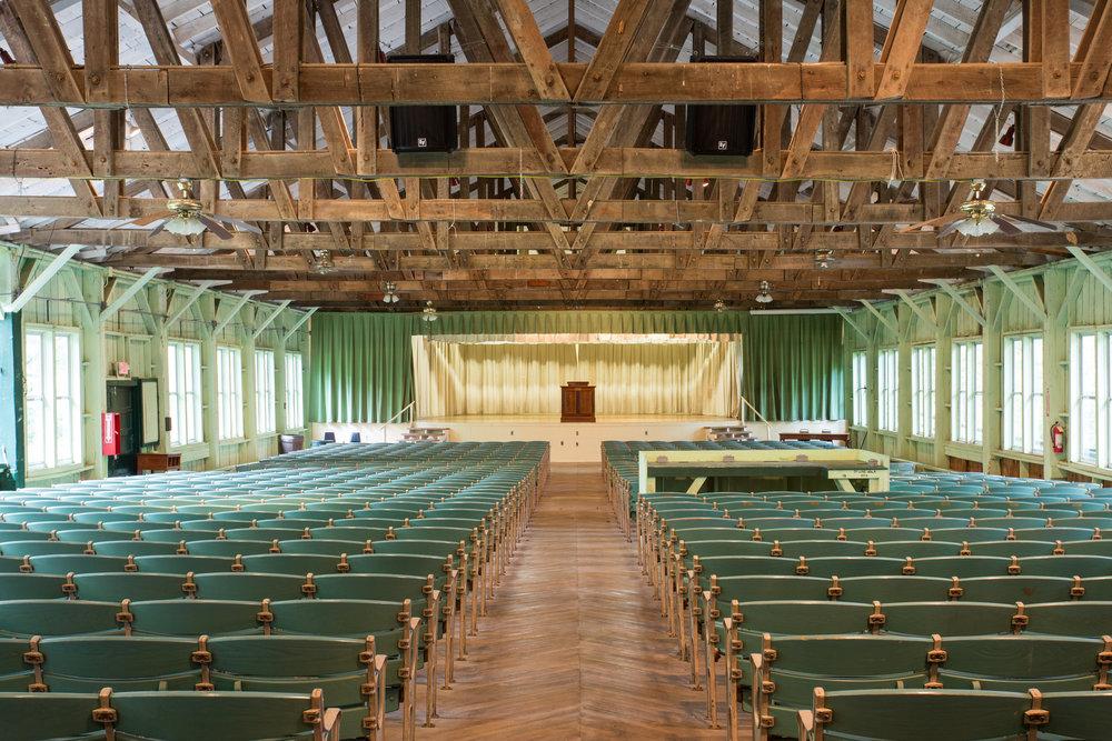 Hudson Auditorium