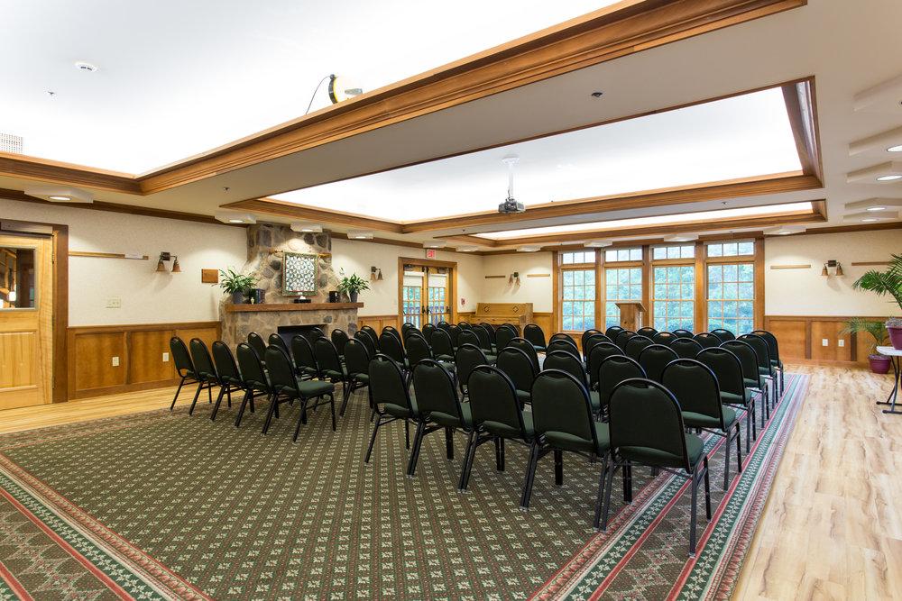 Greenwood Room (at Hubler)