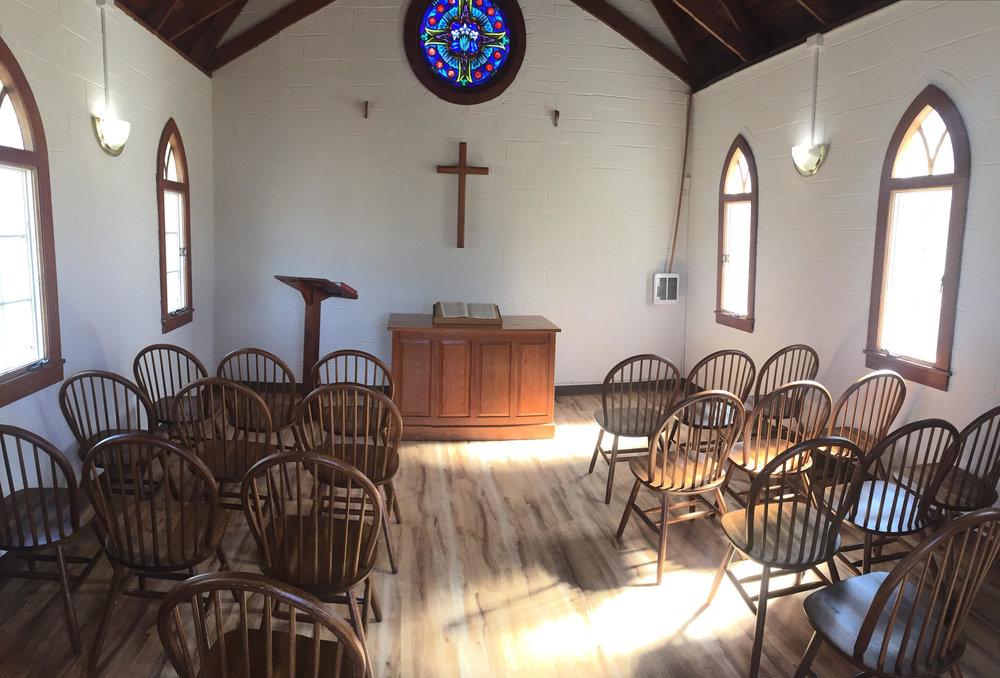 Lucy Steele Memorial Chapel