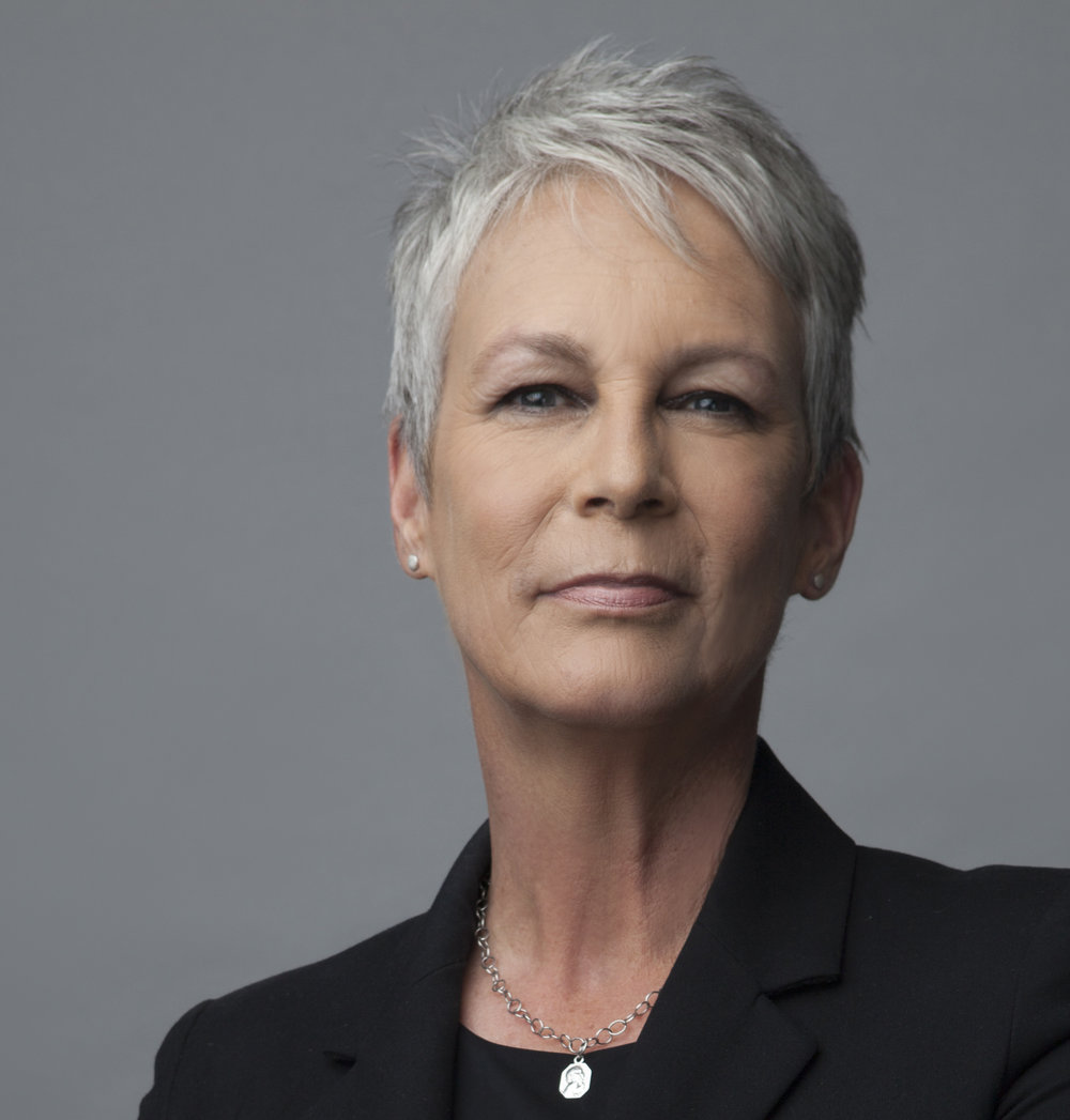 Jamie Lee Curtis for LA Editorial