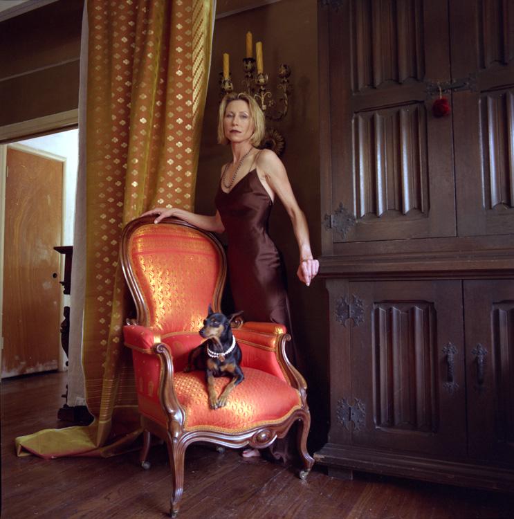 Liana Reid for House & Garden