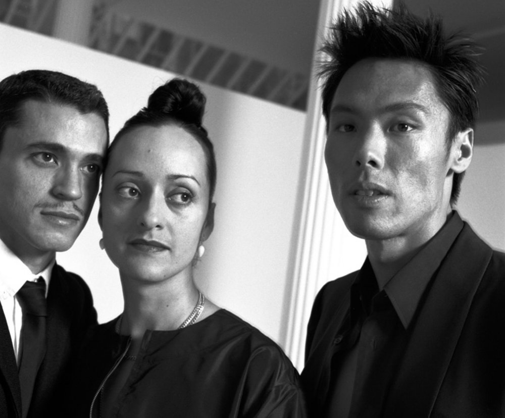 Ruben and Isabel Toledo & Stephen Gan for German Vogue