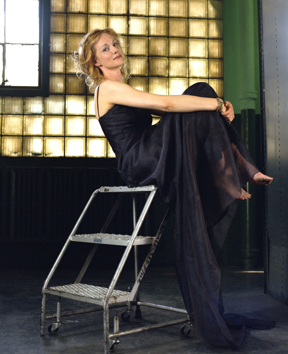 Laura Linney for Premiere