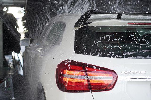 Mercedes AMG • • • • • #washlife #stayproperlyclean #fostercitycarwash #carwashshow #bayarea #fostercity #carwash #carwashing #carwashday #carwashtime #autocare #carcare #zep #zepvehiclecare #rainx #armorall #mercedes #amg #benz #mbz#armorallprofessional #bluecoral