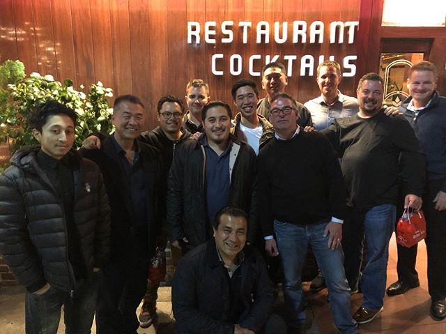 Nothing like getting 7 car wash operators and their chemical supplier together for a man's meal and drinks 🥩🍸 • • High Street Oakland Car Wash Jacks Car Wash Shine N Seal Car Wash San Mateo Car Wash Redwood City Express Car Wash Foster City Express Car Wash Hayward Car Wash ZEP Vehicle Care • • • #washlife #stayproperlyclean #oaklandhighstreetcarwash #jackscarwash #sanmateocarwash #redwoodcitycarwash #fostercitycarwash #haywardcarwash #shinensealcarwash #carwashshow #bayarea #oakland #carwash #carwashing #carwashday #carwashtime #autocare #carcare #Zep #velocityvehiclecare #business #houseofprimerib