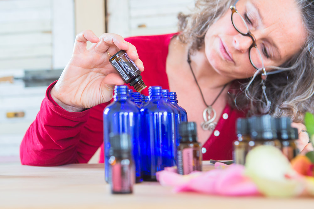 Sacred Breast oil maken