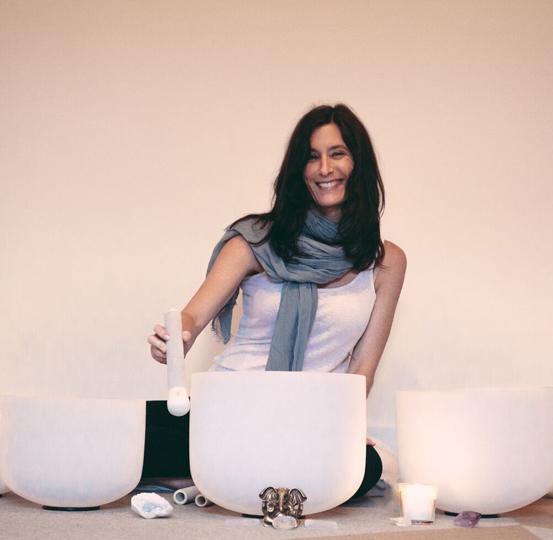 Michelle Berc Soundbath