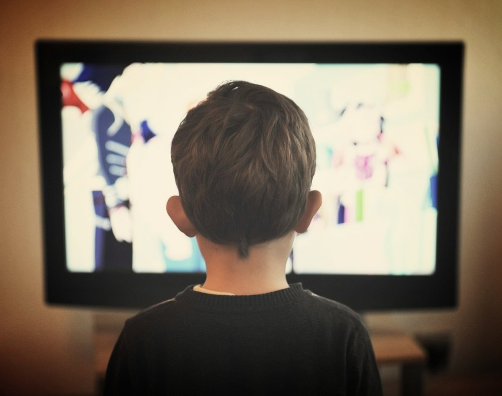 Children growing up on screens - are struggling to achieve SELF-MASTERY