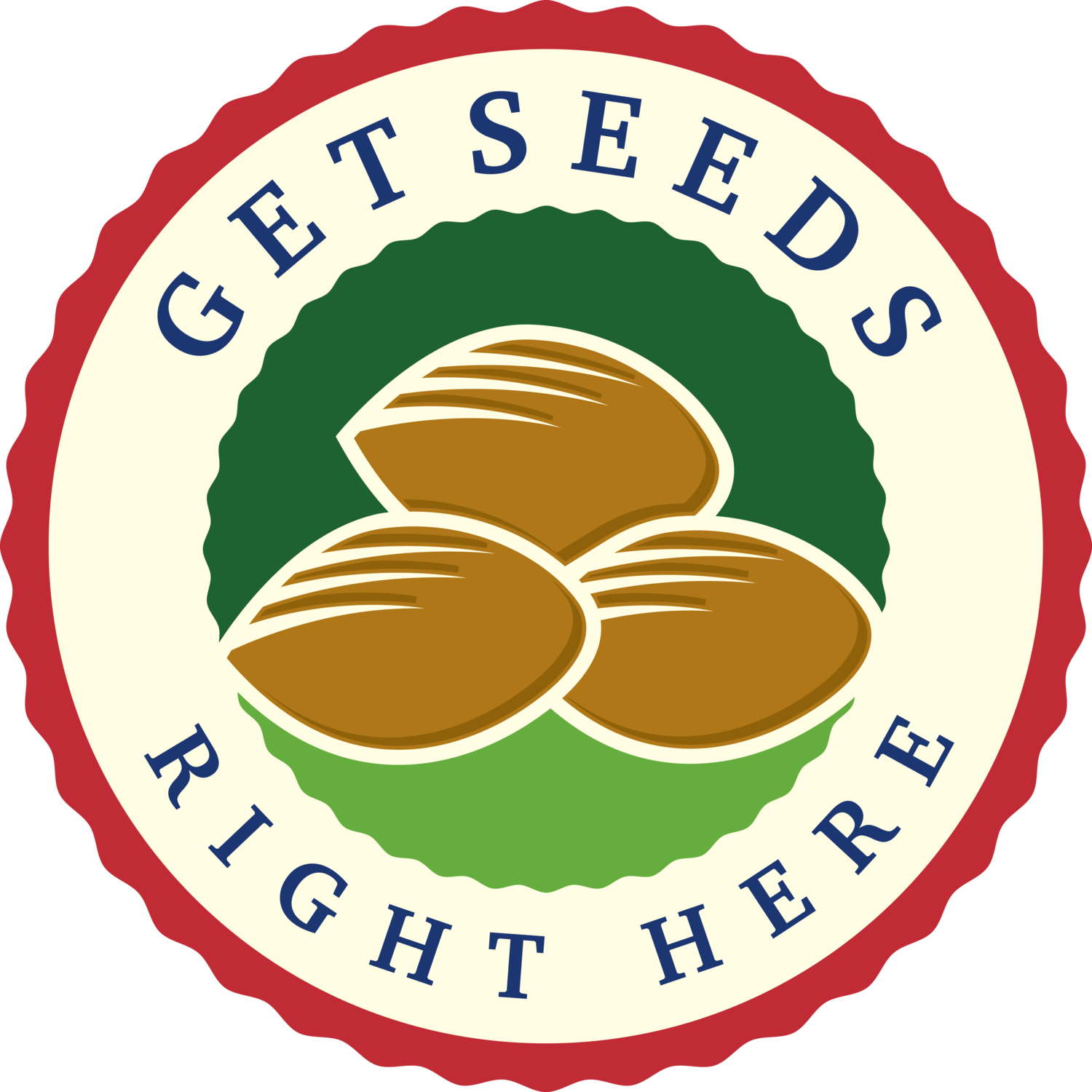 Get Seeds Right Here