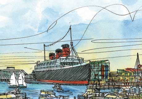 Queen Mary - Long Beach, CA