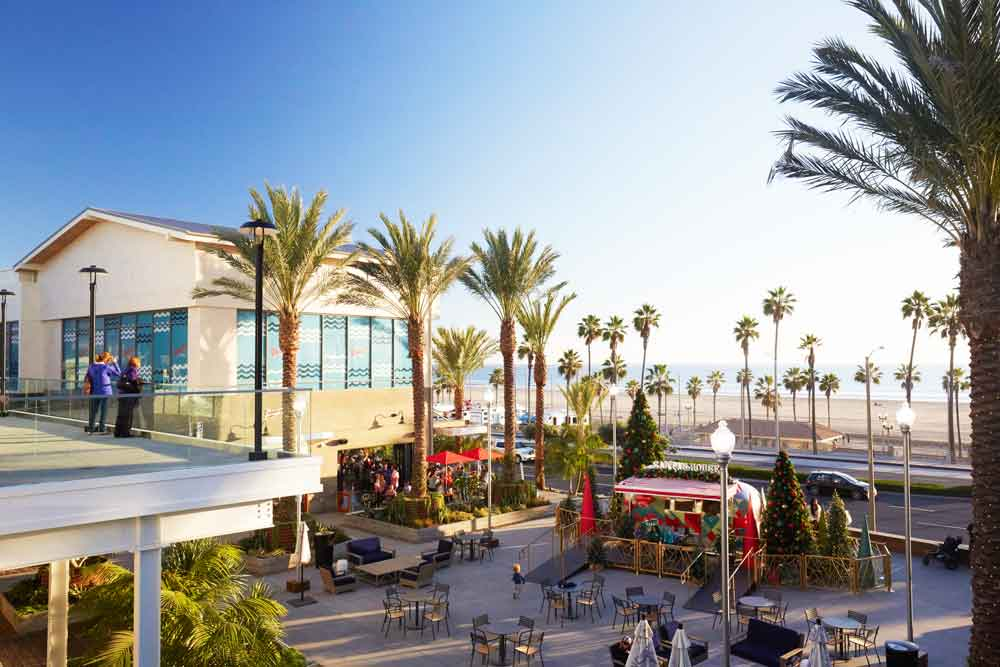 Pacific City in Huntington Beach, CA is a leading example of Southern California experiential retail.