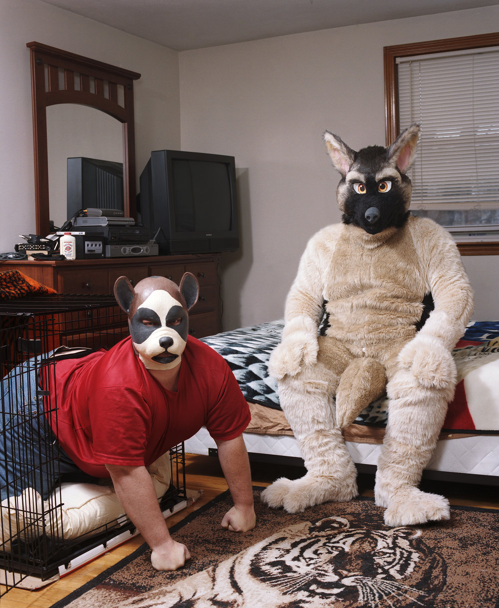 Furry/Rubber Dawg