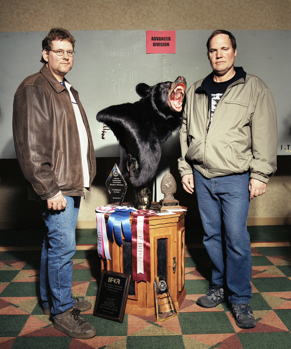Illinois Taxidermy Convention Advanced Division