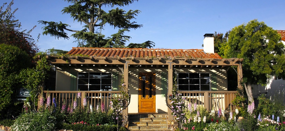 Thyme in the Ranch - Cute and rustic cafe down the street from the Inn at Rancho Santa Fe