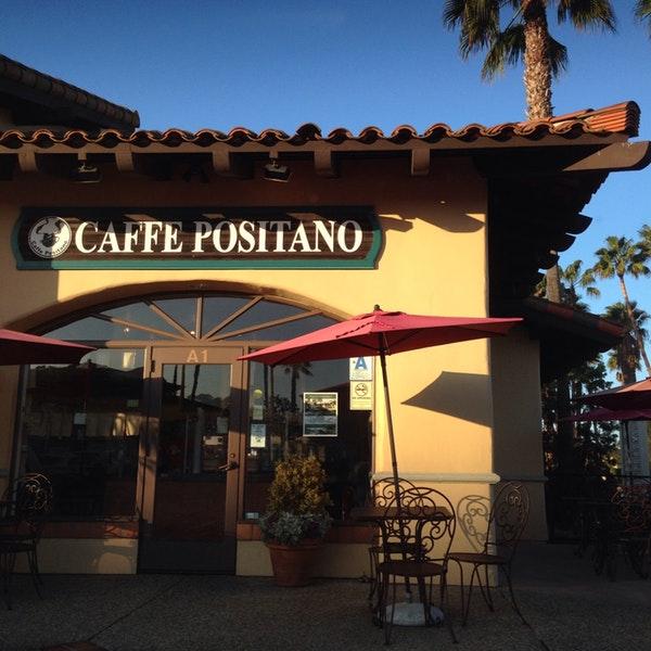 Caffe Positano - Local coffee shop in the heart of Rancho Santa Fe