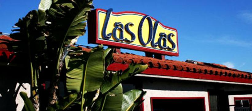 Las Olas - Beach-side Mexican restaurant